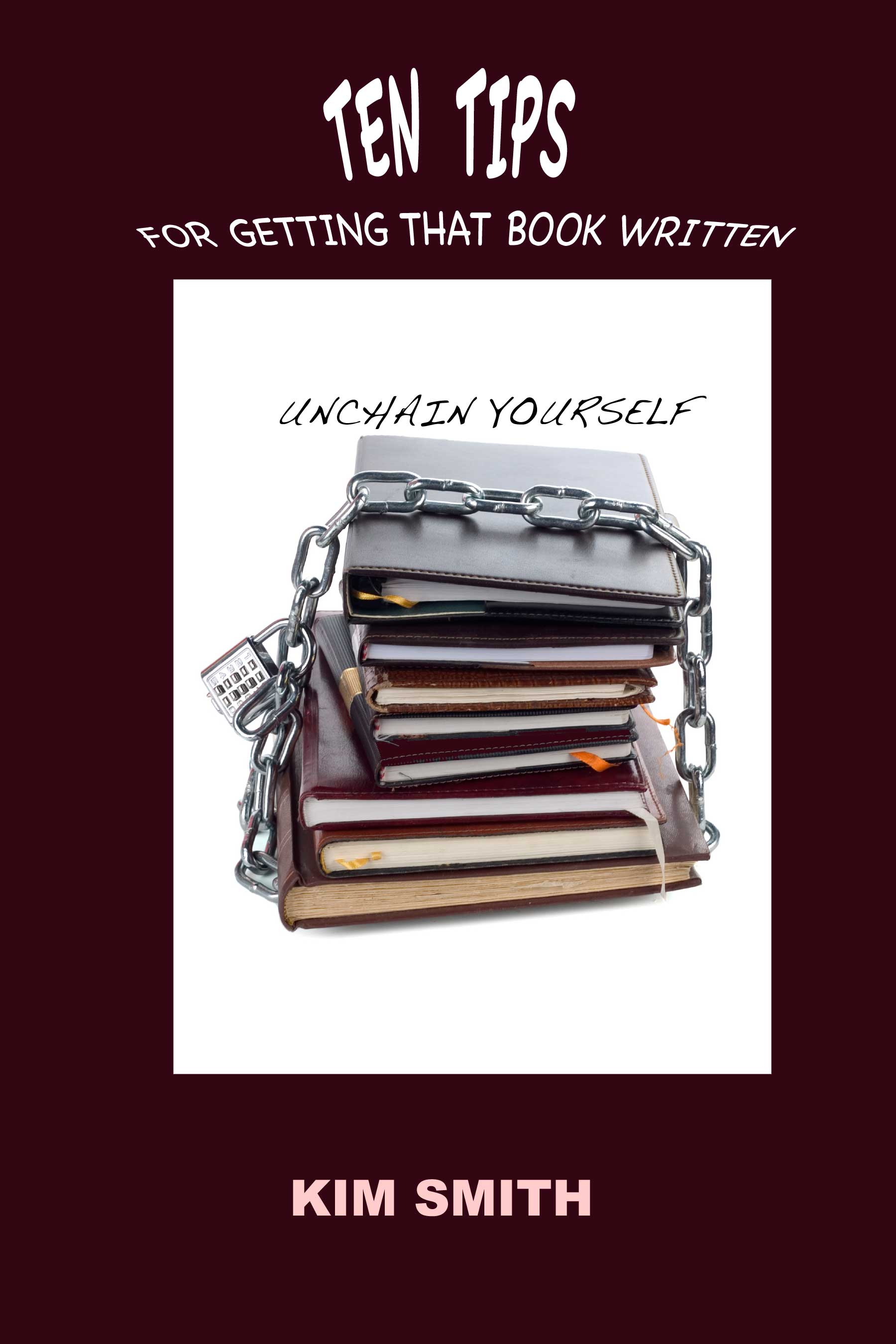 Ten Tips for Getting that Book Written