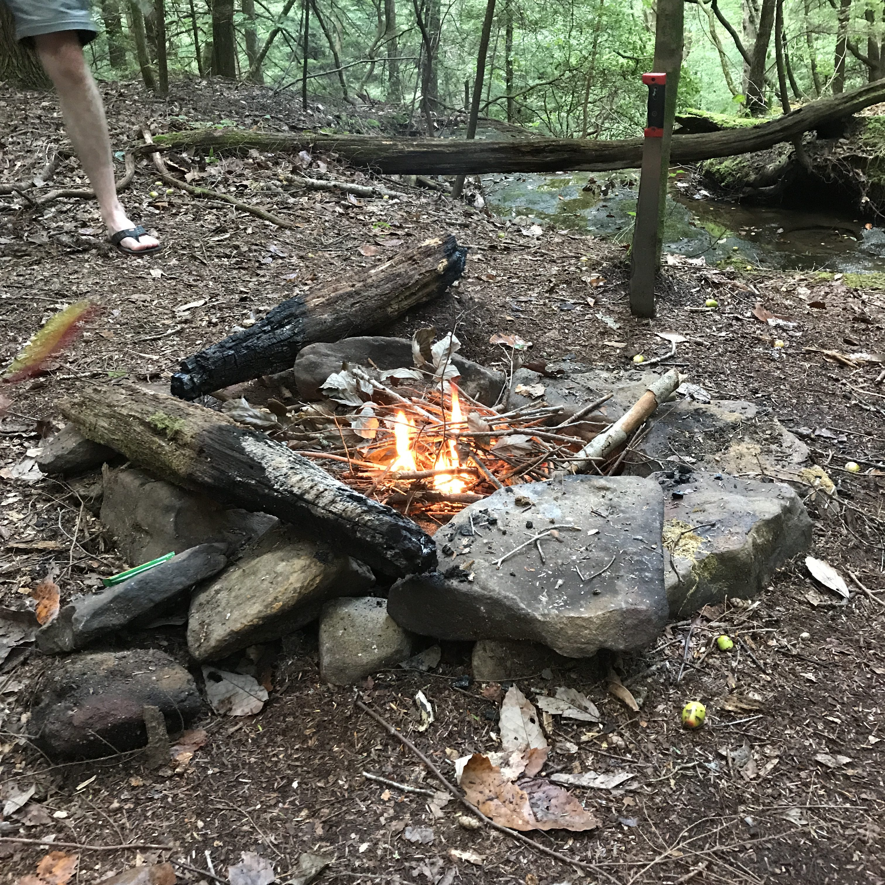 Hiking Trip Part Three – Camp