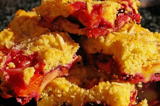Ice Box Fruit Cake