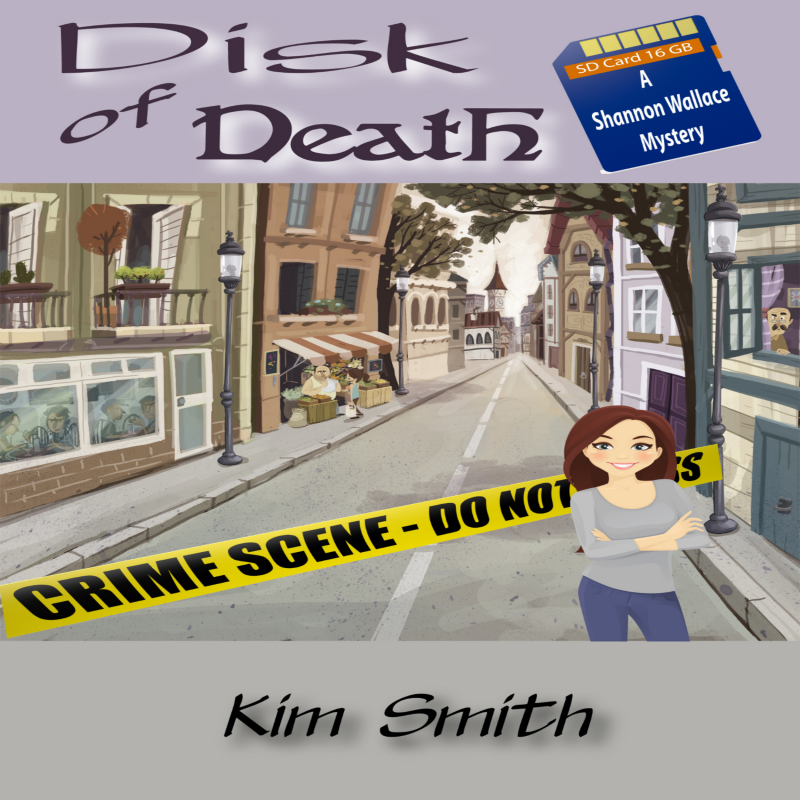 Disk of Death AUDIOBOOK